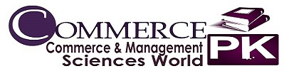 Commerce and Management Sciences World